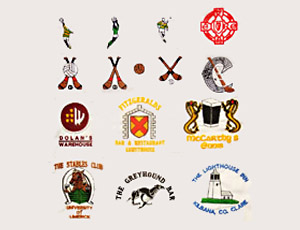 LOGOS AND CRESTS